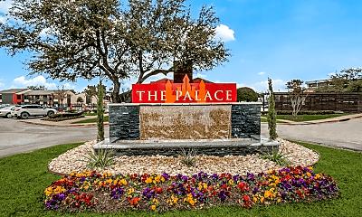 Community Signage, The Palace, 0