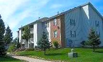 Building, Pin Oak Apartments, 1