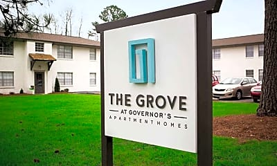 Building, The Grove at Governor's, 1