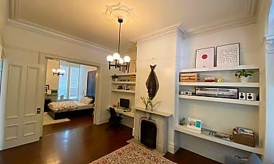 Living Room, 1781 Sutter St, 1