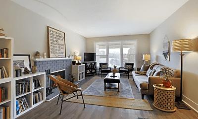 Living Room, 4000 Mavelle Dr, 1