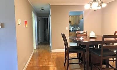Dining Room, 7 Weld St 47, 1