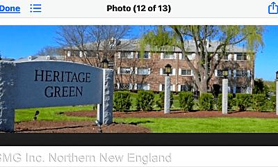 Community Signage, 22-24 Cleveland Street, 0