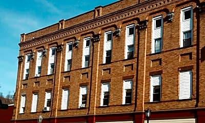 Building, RiverWood Apartments, 0