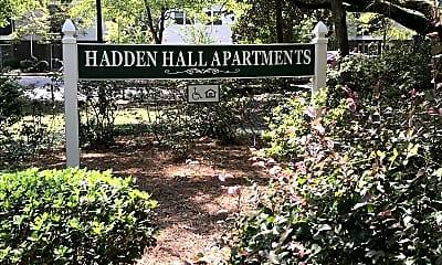 Hadden Hall Apartments, 1