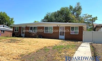 Building, 3867 S 850 W, 1