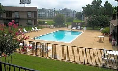 Pool, Alcove Apartments, 0