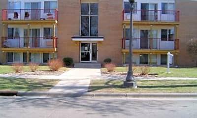 Building, Rivercliff Apartments, 0