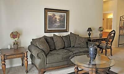 Living Room, Cobblestone Landing, 1