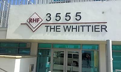 Whittier, The, 1