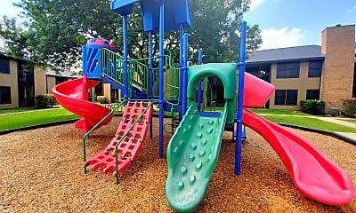 Playground, Sycamore Creek, 2