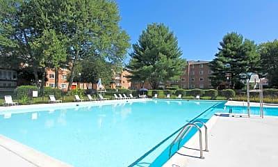 Pool, Fairfax Circle Villa Apartments, 0
