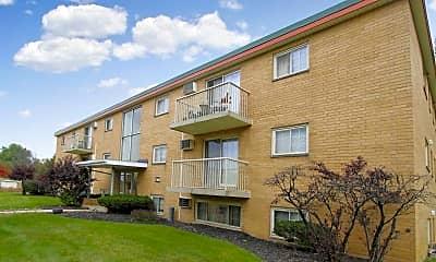 Building, Royal Garden Apartments, 0