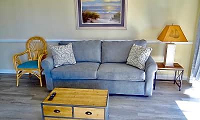 Living Room, 2805 N Ocean Blvd, 1