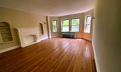 Living Room, 8144 S Maryland Ave 1-3, 1