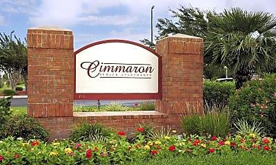 Community Signage, Cimmaron Senior Apartments, 2