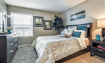 Bedroom, The Montgomery, 1