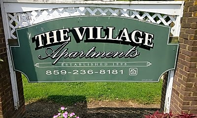 The Village Apartments, 1