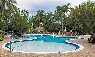Pool, 2866 Castillo Ct 101, 2
