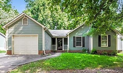 Building, 7317 Rockwood Forest Ln, 0