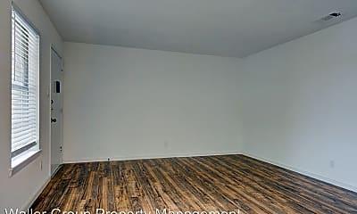 Living Room, 401 S Carroll, 1