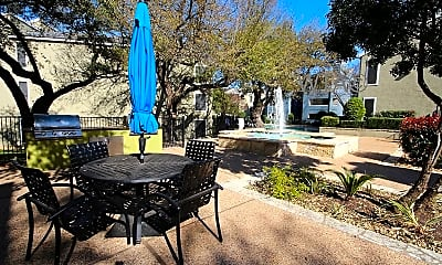 Patio / Deck, 6201 Sneed Cove, 1