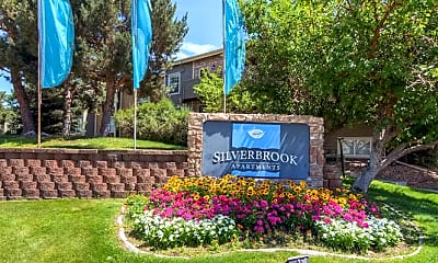 Landscaping, Silverbrook Apartments, 1