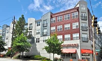 Building, 433 Highland Avenue Northeast Unit #1, 0
