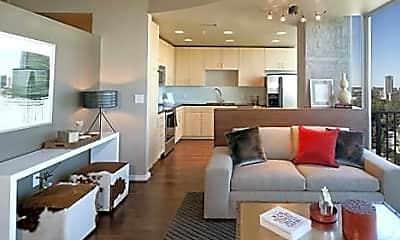 Living Room, 8416 Floyd Curl Drive, 0