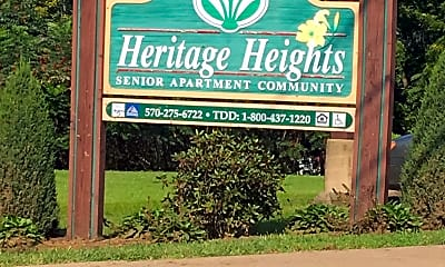 Heritage Heights, 1