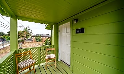 Patio / Deck, 5221 W 5th St, 0