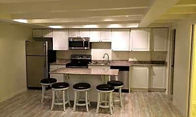Kitchen, Rotegliano Apartments, 1