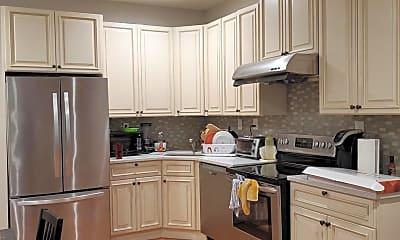 Kitchen, 1342 Lombard St 2F, 1