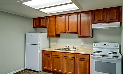 Kitchen, Villas At The Woodlands, 0