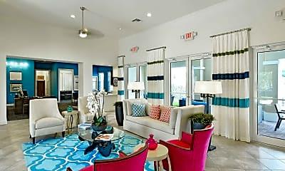 Leasing Office, Blu Atlantic Apartments, 2