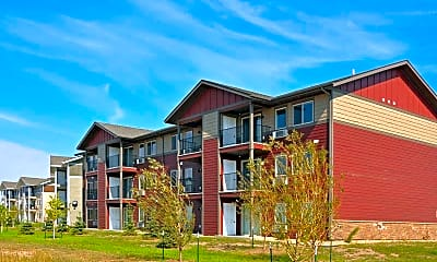 Building, The Flats At Southwest Crossing, 0
