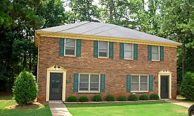 Building, 162 Scarlet Way, 0