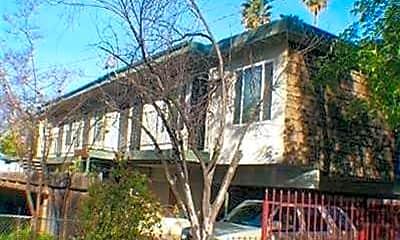 Building, 611 North Edison Street, Unit 3, 2