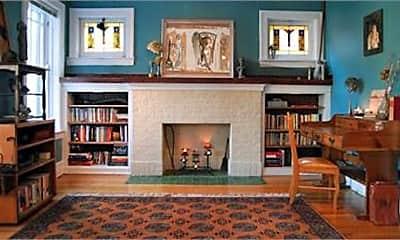 1_1329-2_Living_room_fp_wall.jpg, 1329 W Carmen Ave, #2, 0