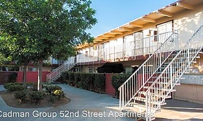 Building, 1260 E 52nd St, 0