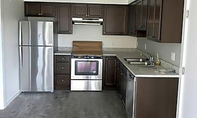Kitchen, 1000 Astor St, 1