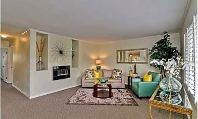 Living Room, 4285 Asher St, 0