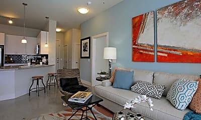 Living Room, Eleven, 1