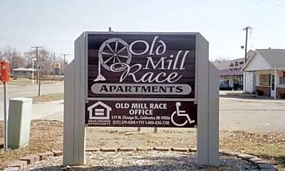 Old Mill Race, 0
