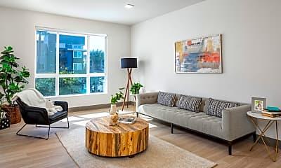 Living Room, 6800 Variel Ave, 0