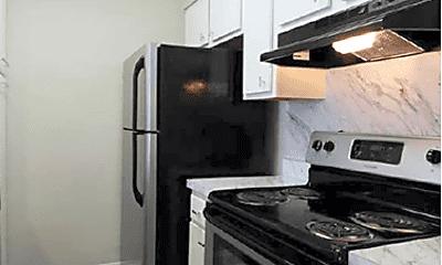 Kitchen, Magnolia Ridge Apartment Homes, 2