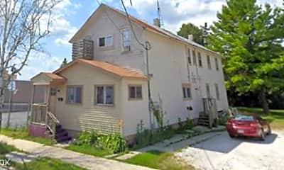 Building, 416 N 9th St, 1