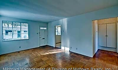Living Room, 538 Addison Ave, 2