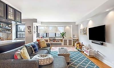 Living Room, 176 E 77th St 12-H, 1