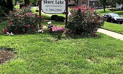 Shorelake Apartments, 1